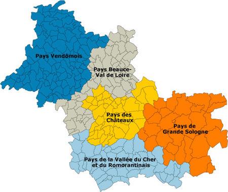 Loir et cher 84 clubs for Pays de chaumont